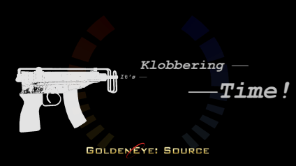 It's Klobbering Time - Black