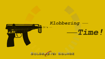 It's Klobbering Time - Yellow