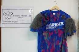 My Clothes, performance & workshop, Manifesta 7, Rovereto / Bolzano, 2008