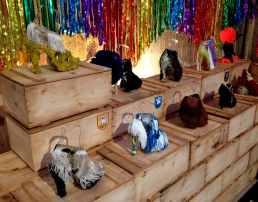 Bastardisation Sculpture Shoes Collection, installation view, Milan Design Week, 2014