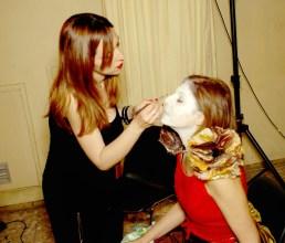 Portrait Fashion Factory, performance backstage
