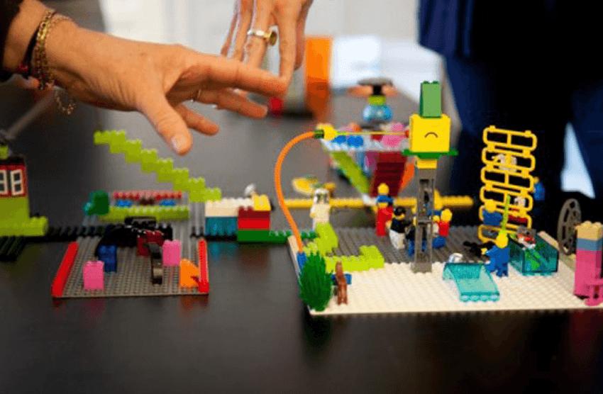Lego Serious Play: comprende tu entorno jugando