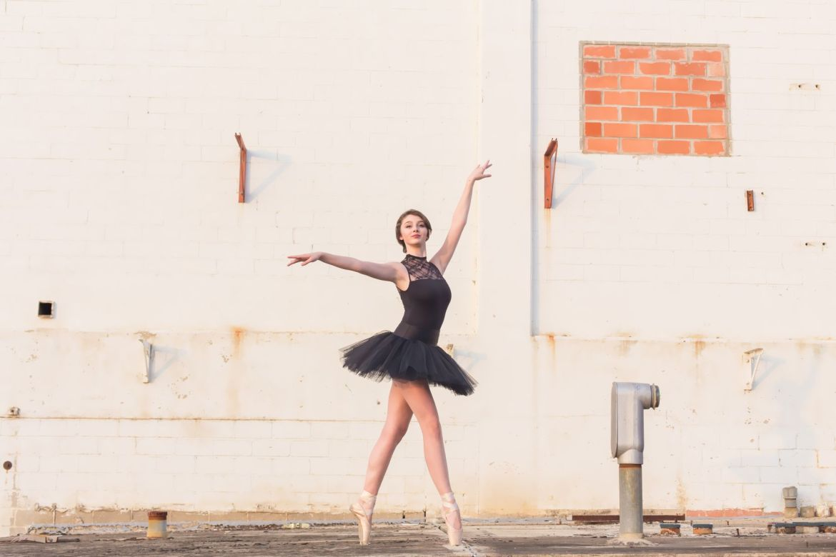 Shannon's Dance Portraits - Daniel Grove Photography