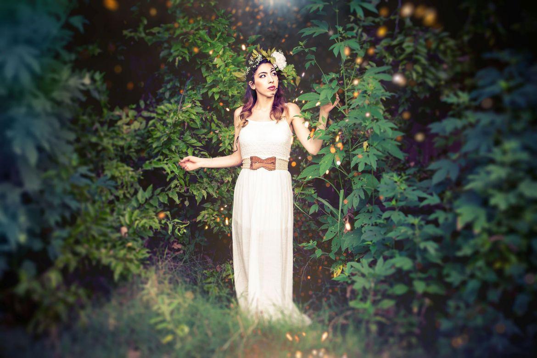 Woodland Portrait Photo Shoot with Emma - richard-wakefield