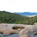 Rock pools in Andringitra