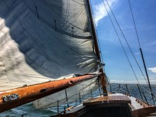 Wherever we want to go, we go. That's what a ship is, you know. It's not just a keel and a hull and a deck and sails; that's what a ship needs. But what a ship is, what it really is, is freedom. --Capt. Jack Sparrow