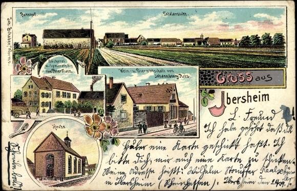 05 – Where Henrich Hiestand Was Born – Ibersheim, Germany