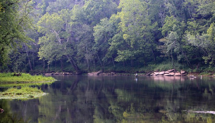 Caney Fork of the Cumberland