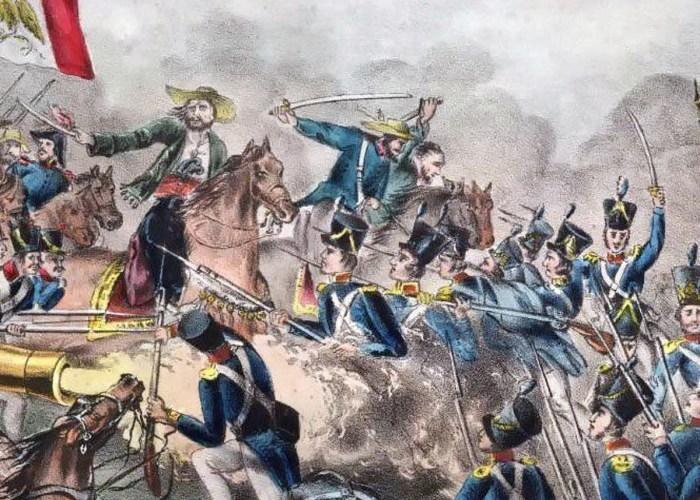 William A. Haston – Mexican War Hero