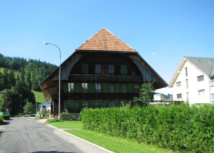 22 – Oldest Mennonite Church in the World – Langnau, Switzerland