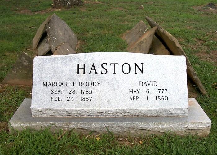 36 – David Haston – A Founding Leader in Van Buren County, TN