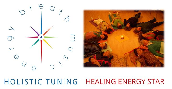 Weekly Healing Energy Star @ Daniel's home