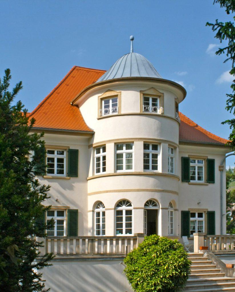 Duft-Reisende – Villa in Heppenheim