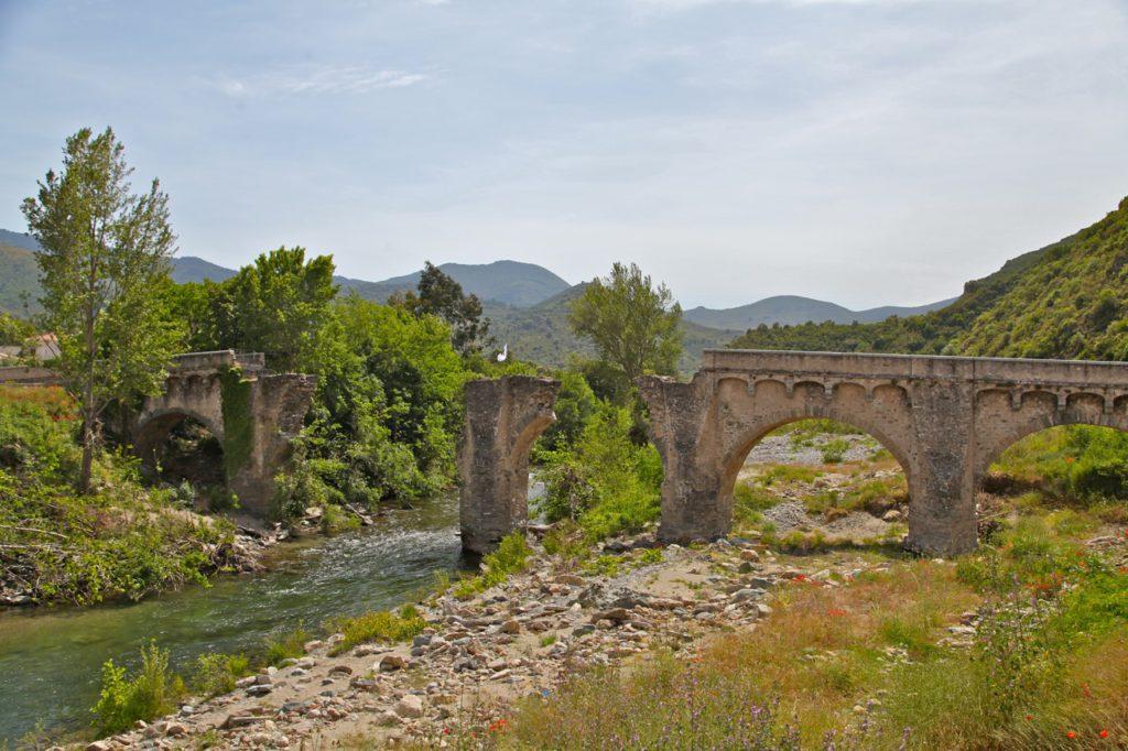 Ponte Novu am Fluss Golo