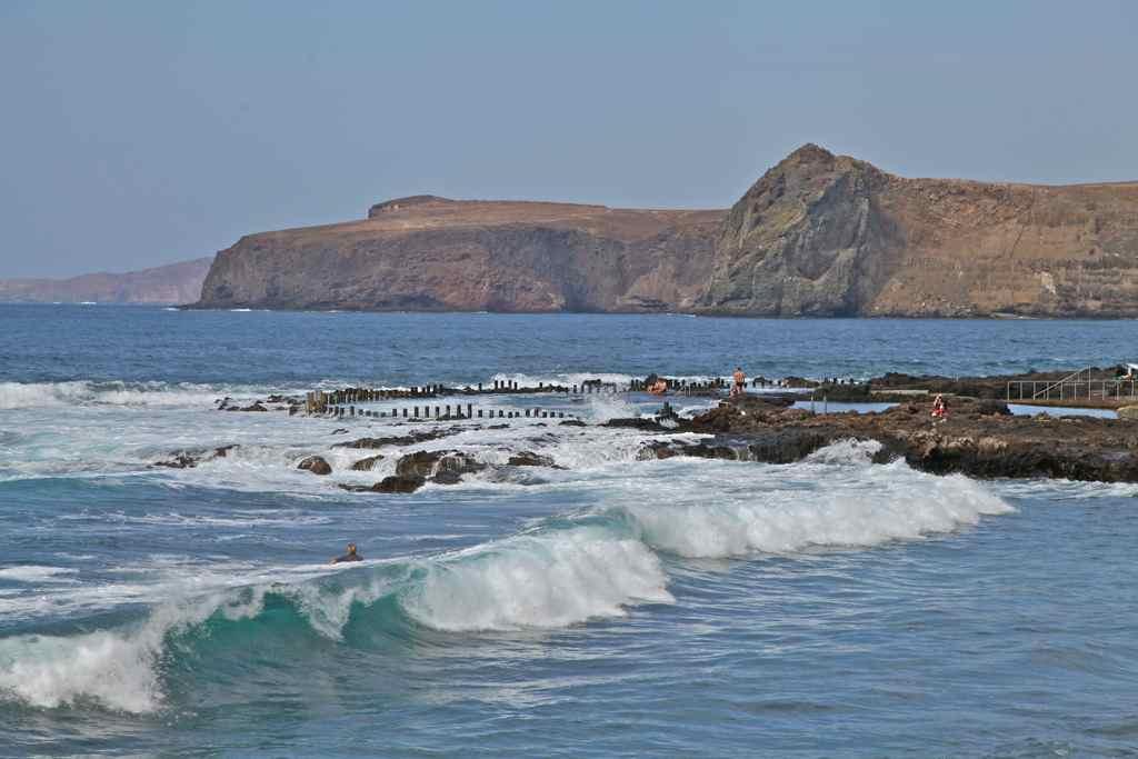 Duft-Reisende – Meeresschwimmbecken bei Agaete