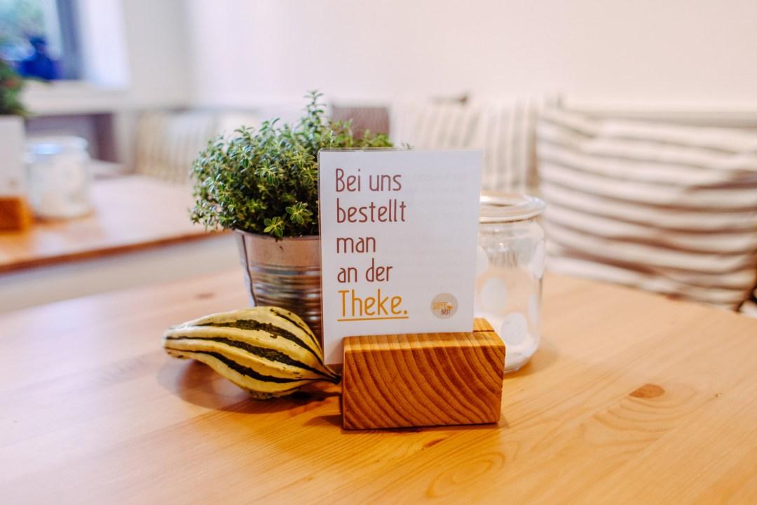 Suppe mag Brot. Fotos von Rebekka Weiland.
