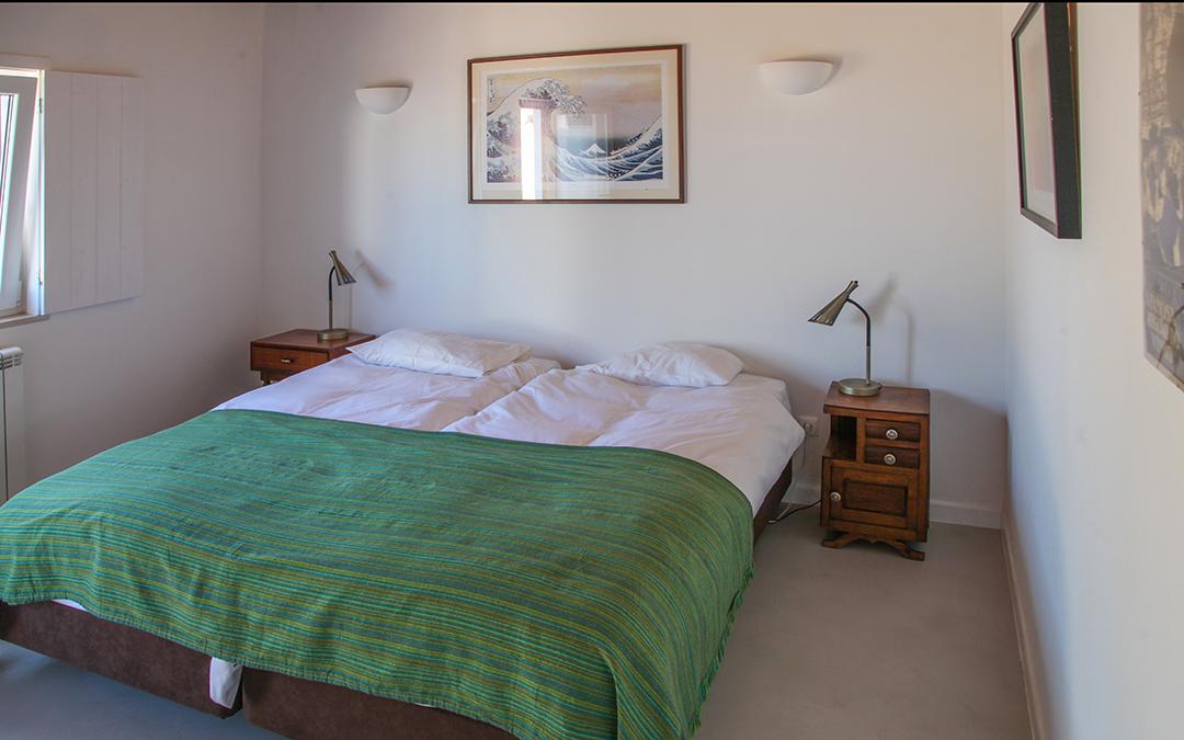 Duft-Reisende – Portugal- Algarve- Unterkunft bei Pedro- Schlafzimmer