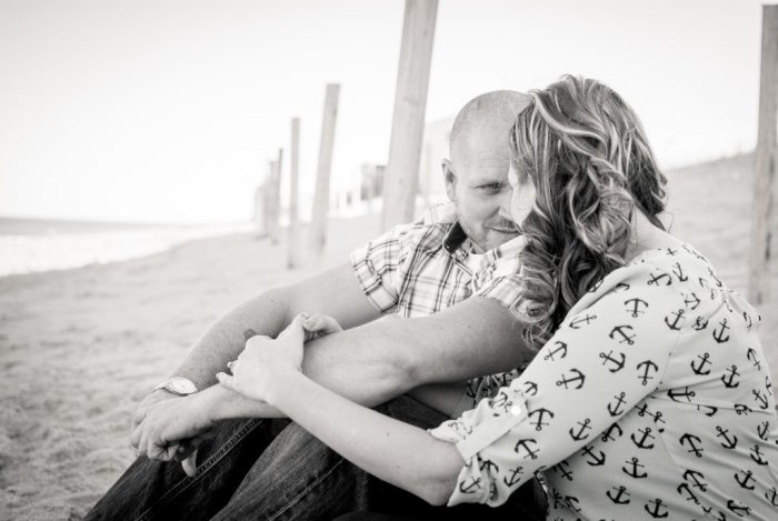 sam-heather-engagement-virginia-beach-nags-head-engagement-photography-photographer-wedding-love-sunset-spring-casual-fun-relaxed-together-ring-beautiful-vibrant-lush-full-black-white-16