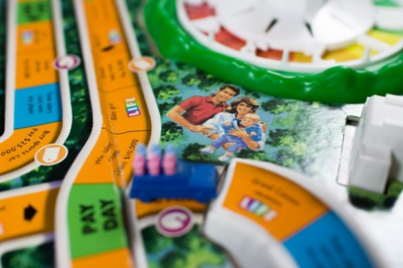5 money  family  and business MYTHS from The Game of LIFE Having children  The Game of Life