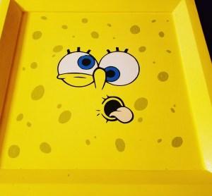 spongebob squarepants end table