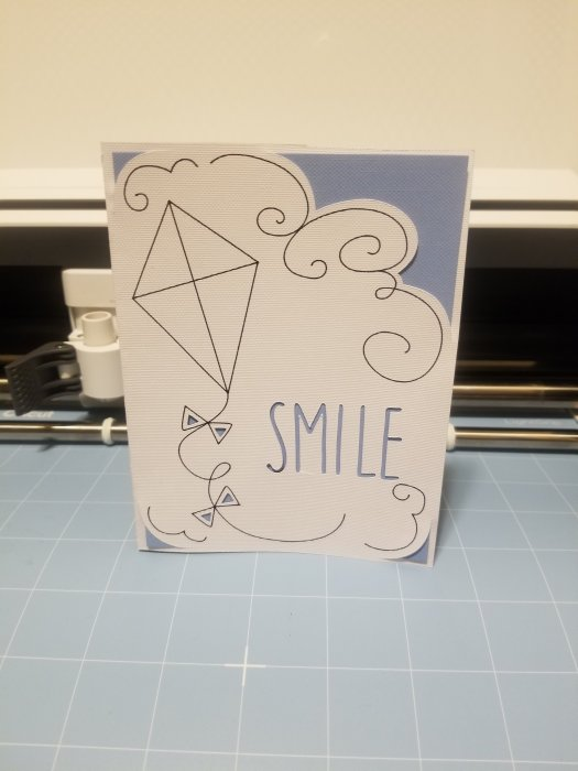 first cricut maker project