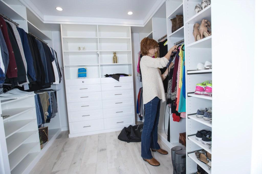 Daniella Monet's Closet Tour