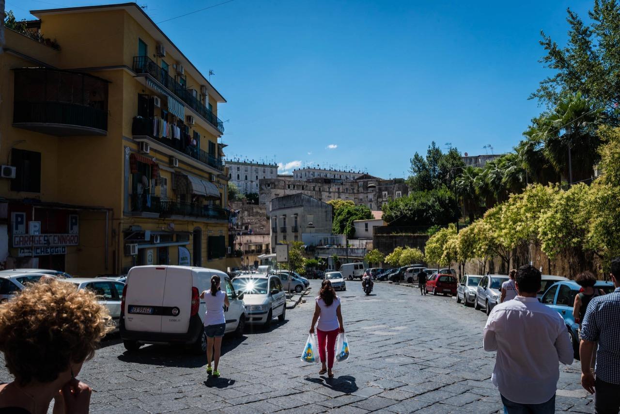 Italien 2017 - Der Rotaract Club Ilmenau in Neapel