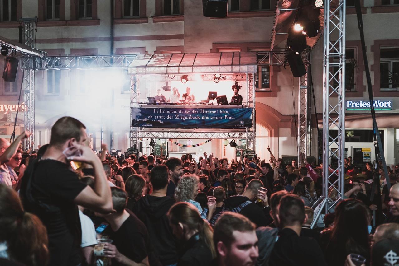 Stadtfest Ilmenau 2018