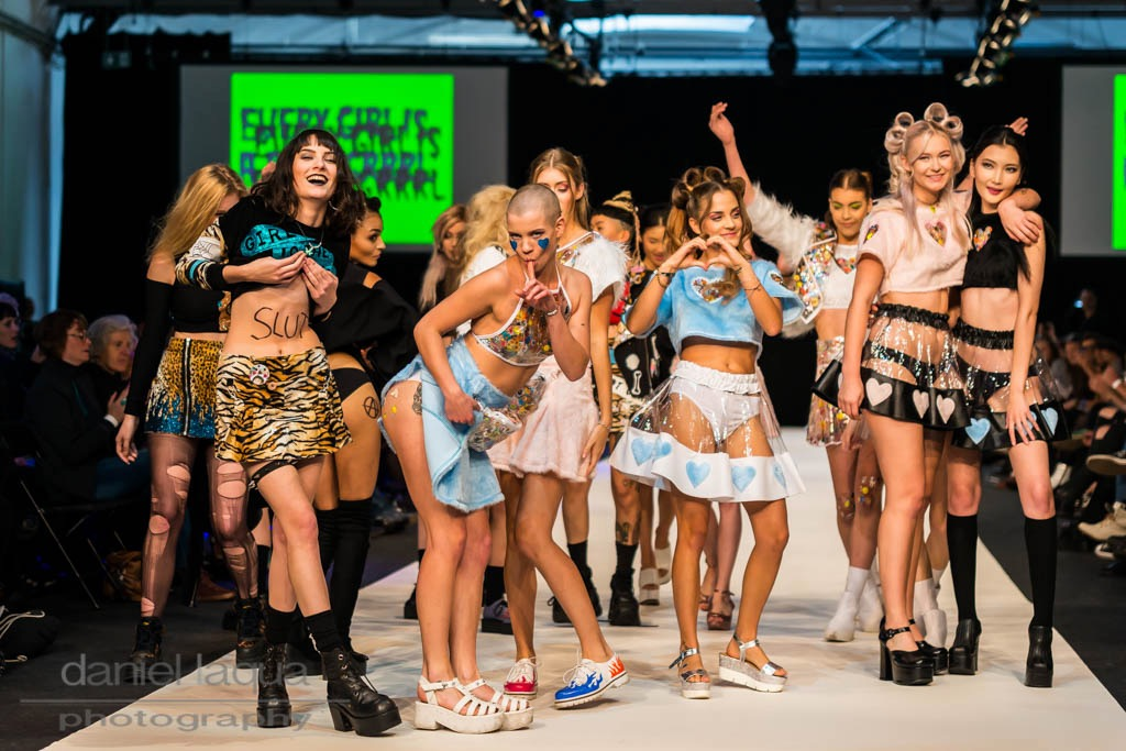 INDYANNA SHOW | BERLIN ALTERNATIVE FASHION WEEK