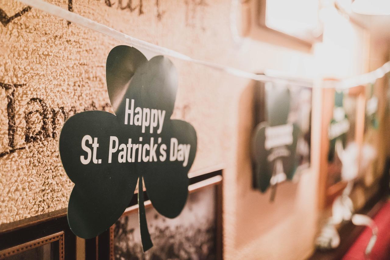 St. Patricksday 2019 Erfurt Pub