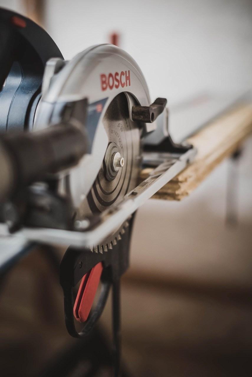 Bosch Professional Handkreissäge GKS 65 GCE