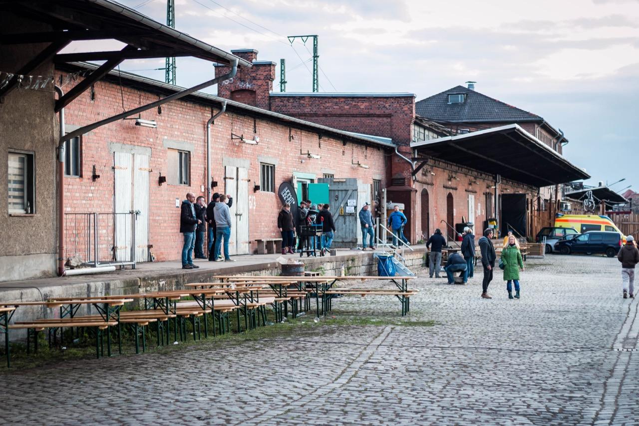 15 Jahre Zughafen in Erfurt 2017