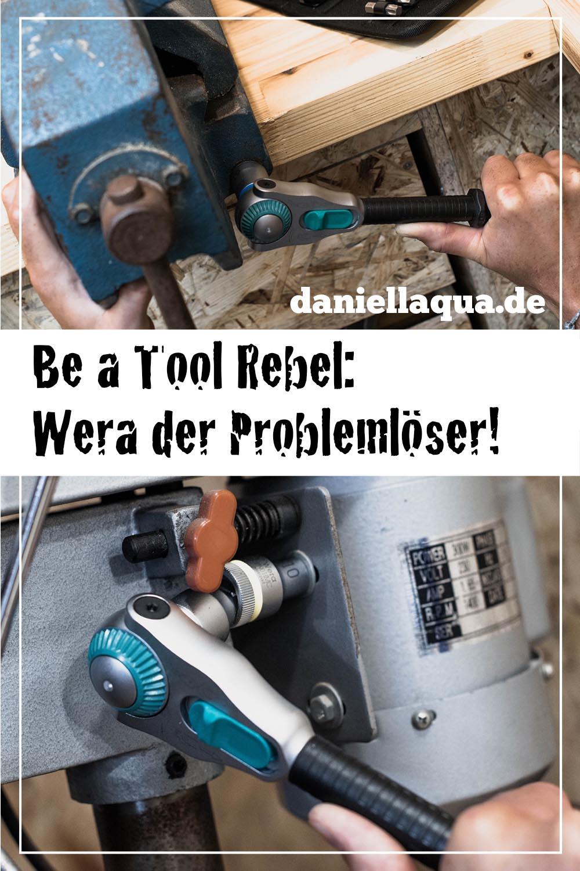Be a Tool Rebel Wera der Problemlöser