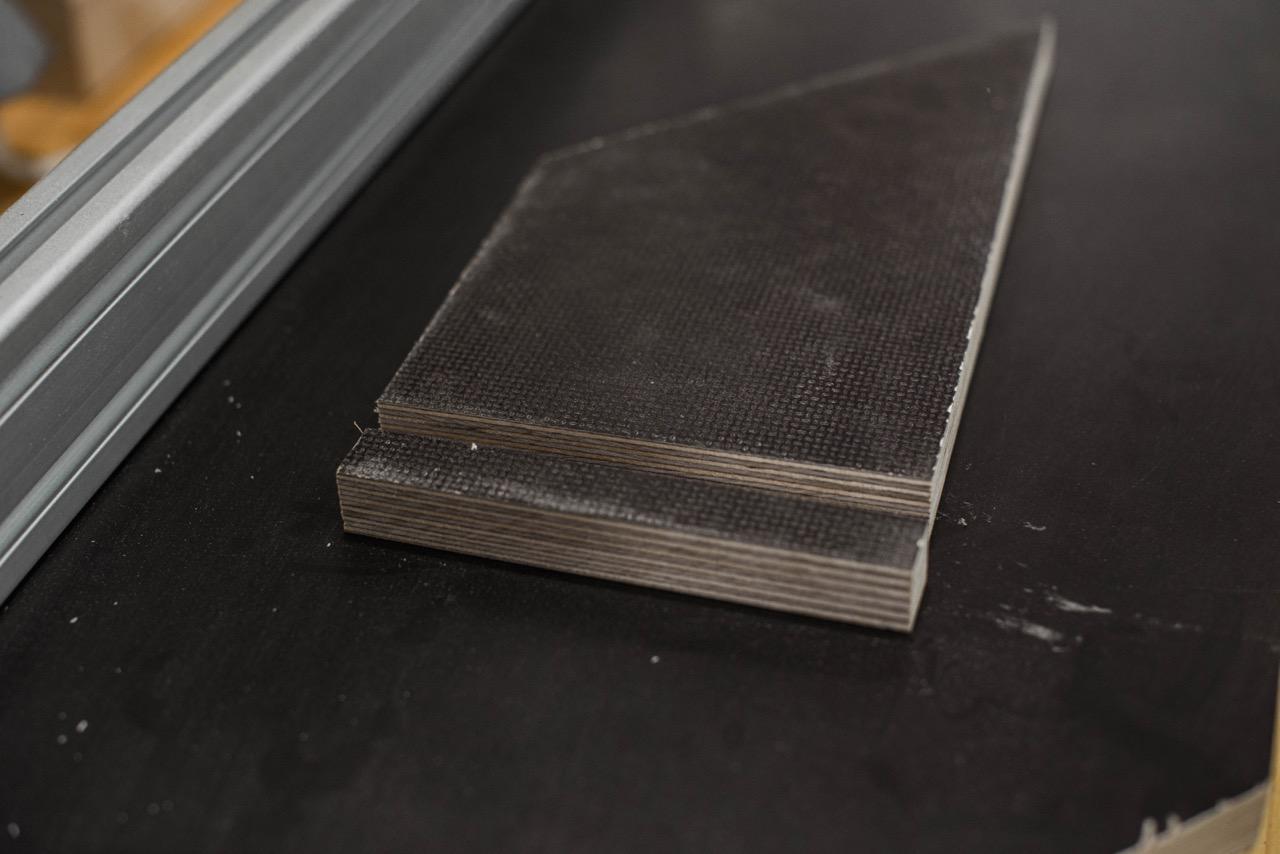 Sägeblatt Expert Wood Siebdruck Unterseite
