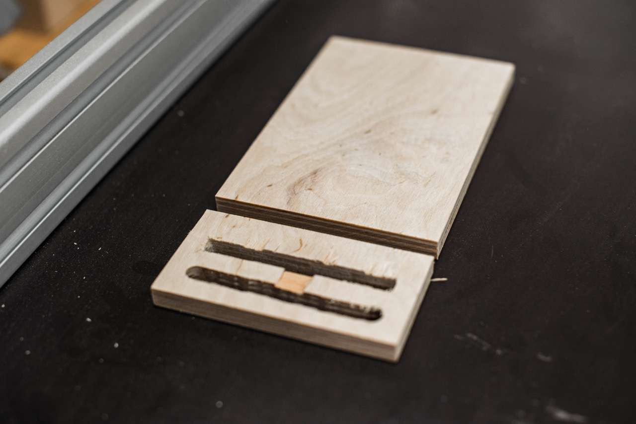 Sägeblatt Expert Wood Multiplex Birke Oberseite