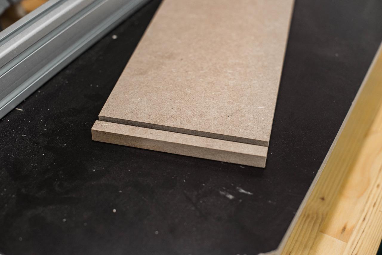 Sägeblatt Expert Wood MDF Unterseite