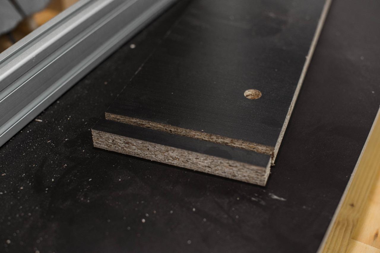 Sägeblatt Expert Wood Spanplatte beschichtet Oberseite