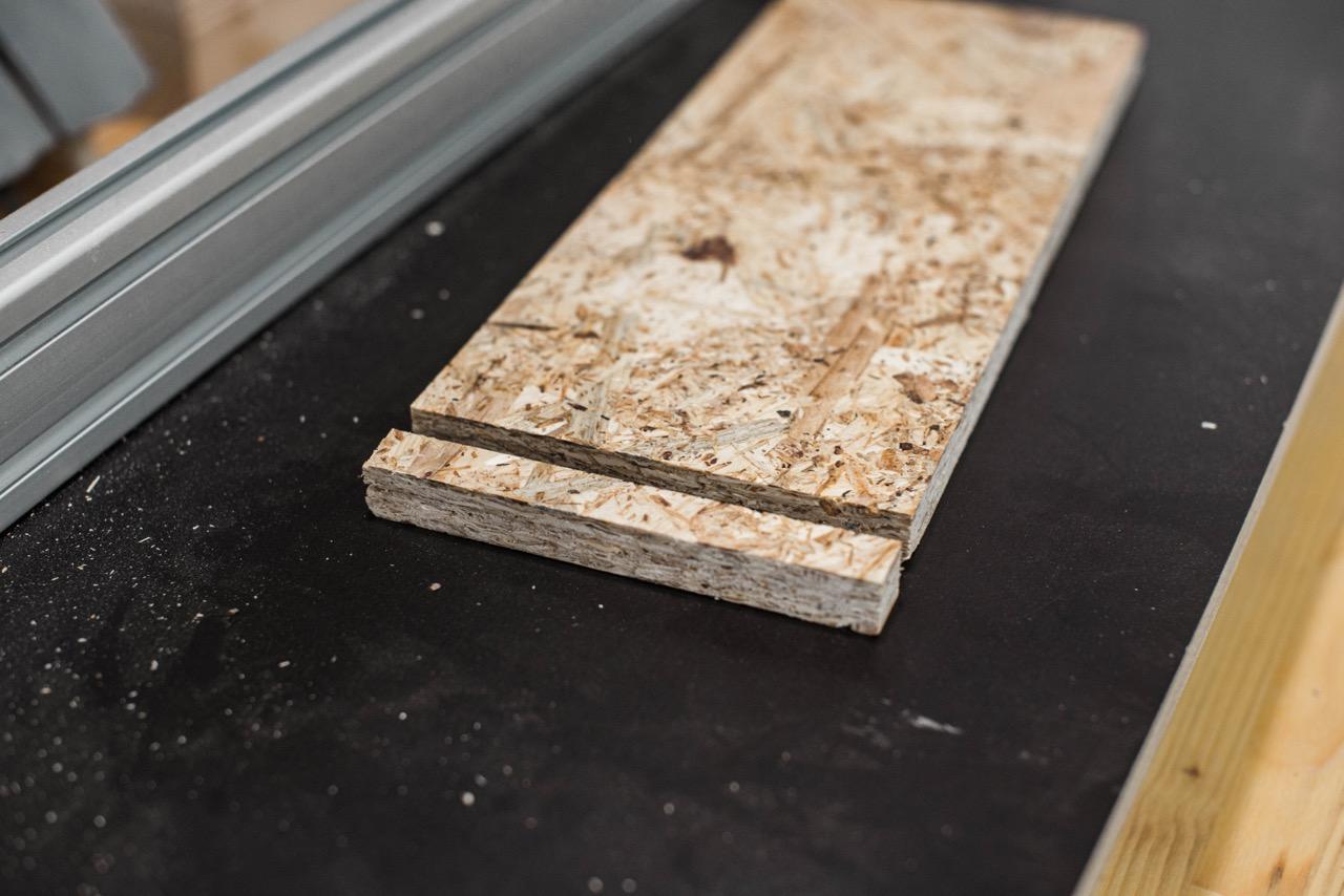 Sägeblatt Expert Wood OSB Oberseite