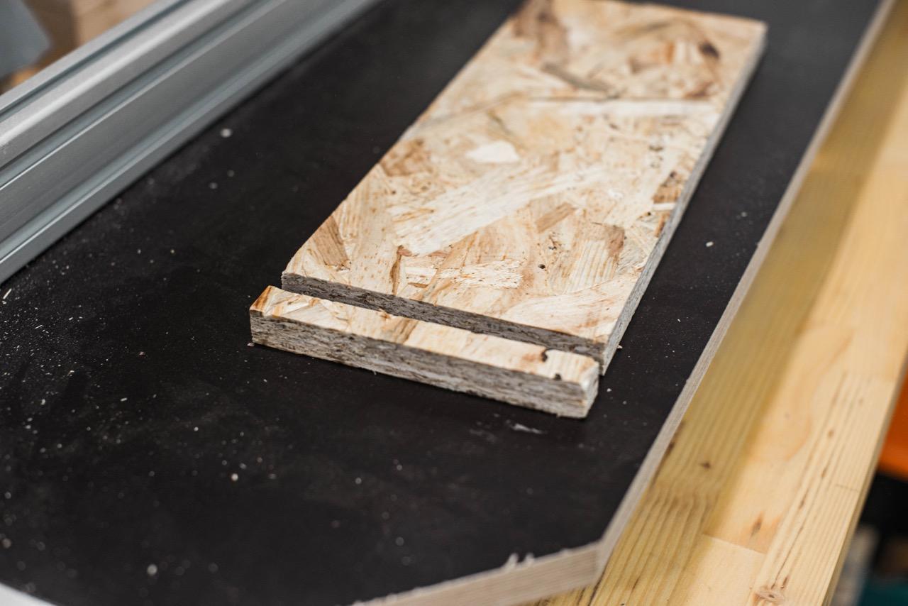 Sägeblatt Expert Wood OSB Unterseite