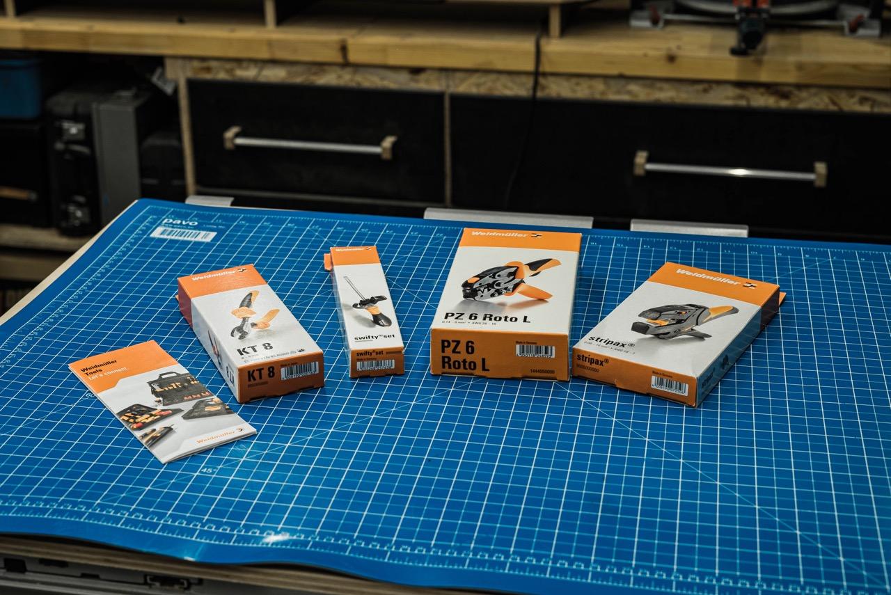 Tool Review: Weidmüller PZ 6 Roto L & Stripax