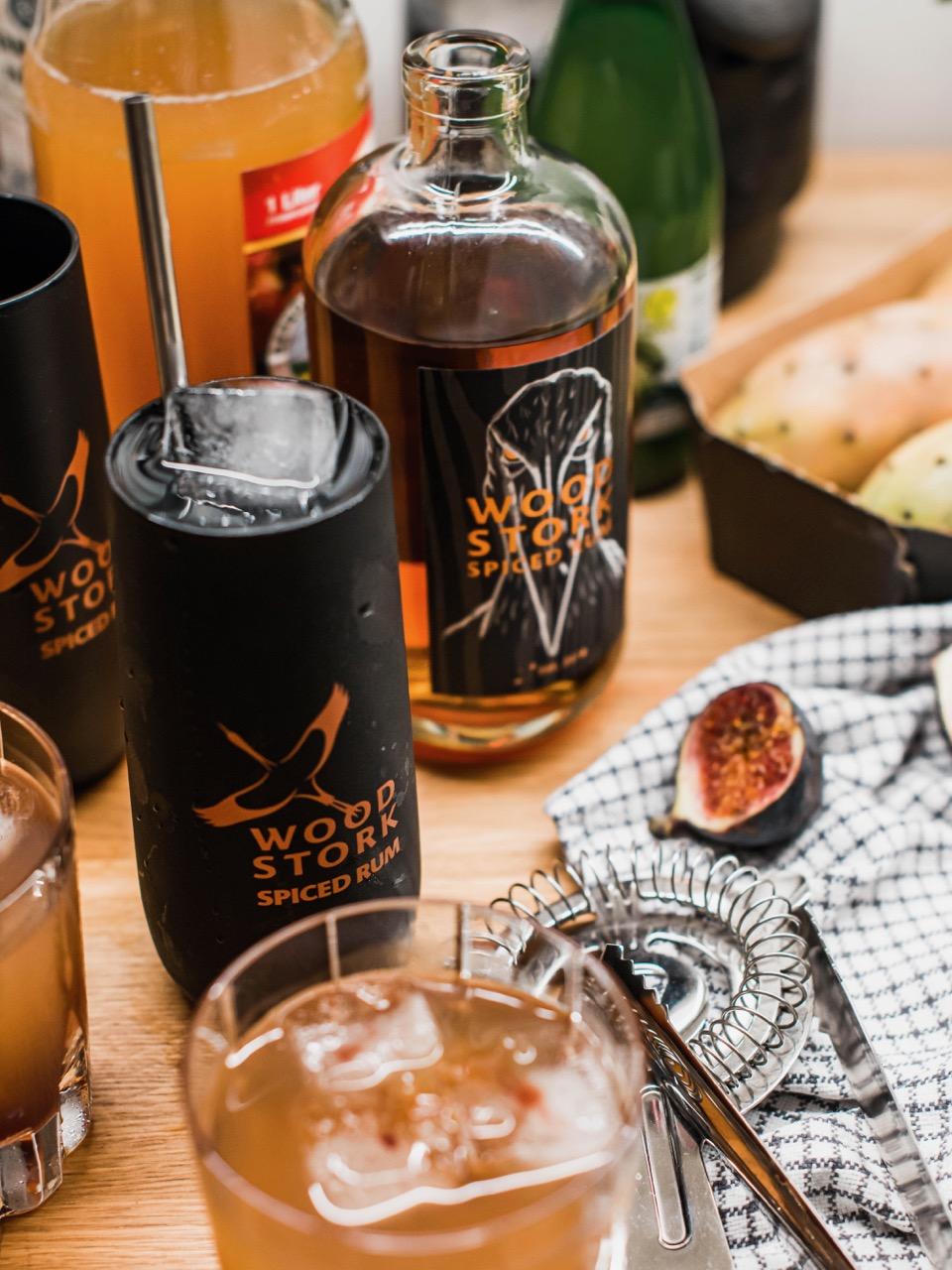 Wood Stork Spiced Rum