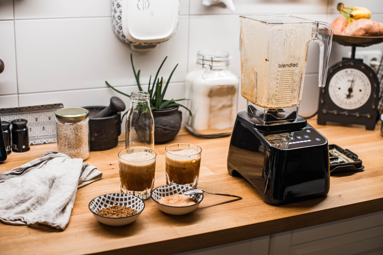 Caffé Freddo mit dem Blendtec DESIGNER 625