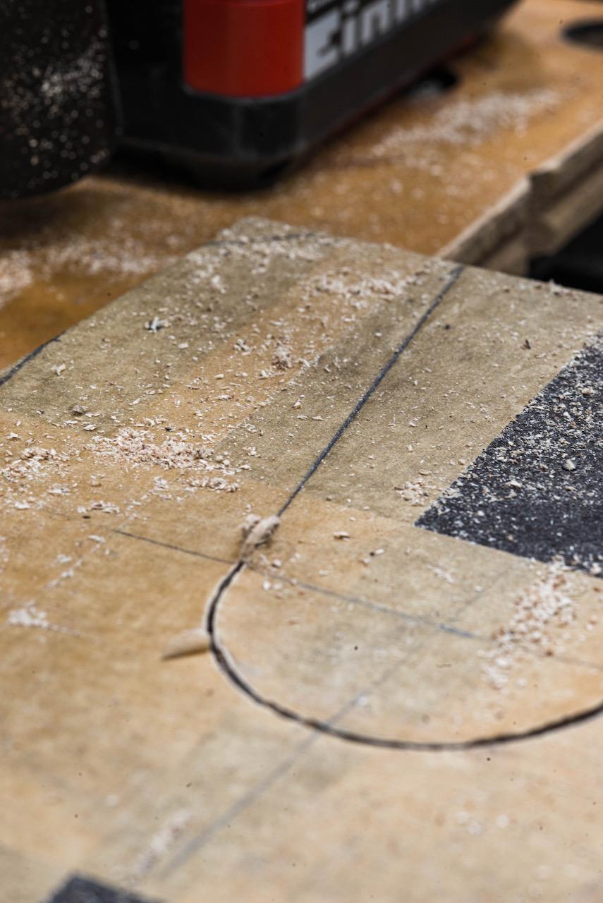 WILPU Stichsägeblätter für Holz — Stiefelknecht bauen