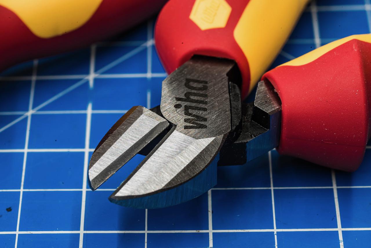 Tool Review: Wiha Zangenset industrial electric