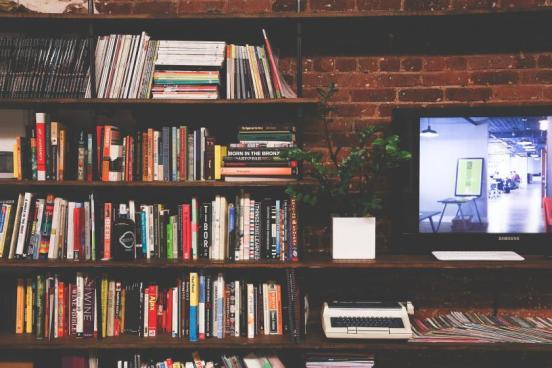 books-televsion