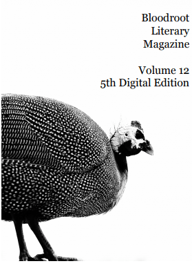 Bloodroot Vol 12 Issue Cover