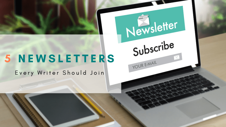 5-Newsletters-Every-Writer-Should-Join-Feature-Image