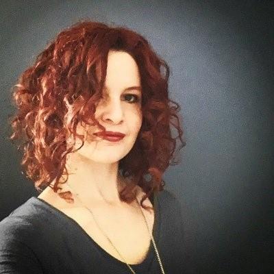 Author DK Marie