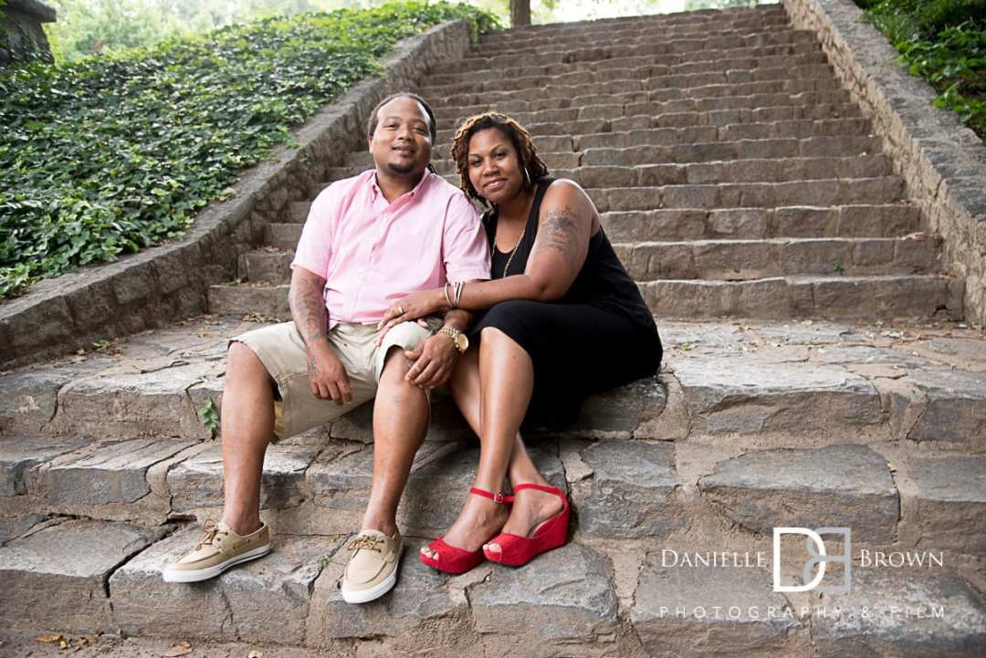 piedmont park engagement photos atlanta wedding photographer