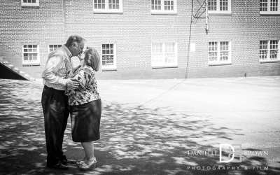 atlantic station engagement photos | atlanta wedding photographer